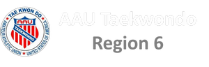 AAU Taekwondo Lake Erie/Ohio Logo